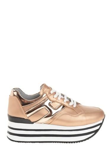 Derigo Platform Ayakkabı Altın